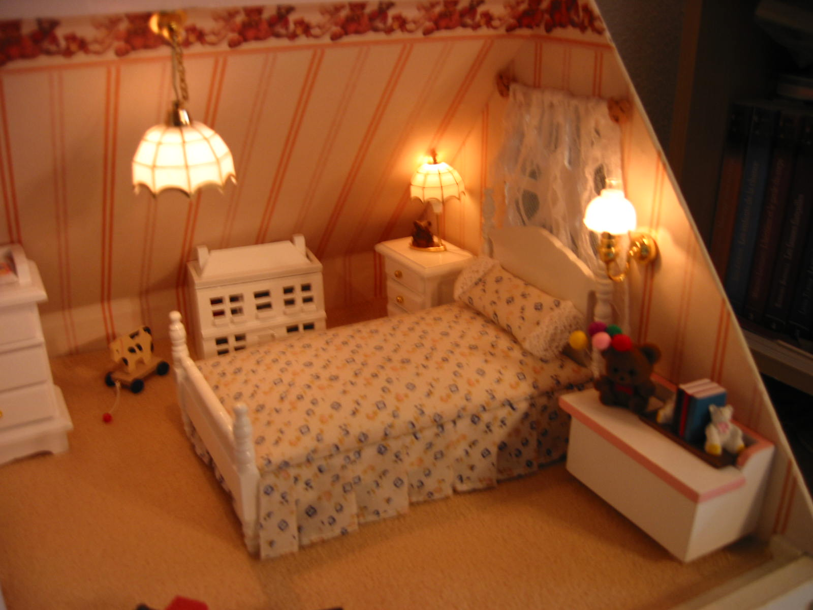 La chambre enfants